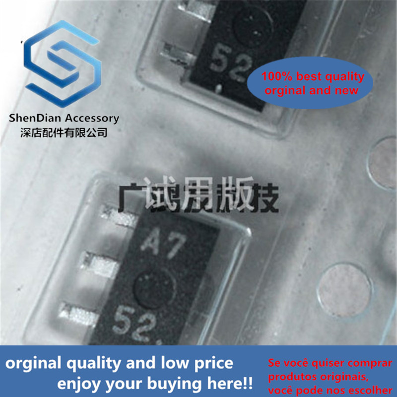 10pcs 100% Orginal New AN78L07M- (E1) SOT-89 3-terminal Output Voltage Regulator