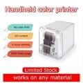 【In stock】 kongten Mbrush принтер Bluetooth Мобильный цветной портативный мини-принтер портативный Wifi принтер PrinCube ручной струйный принтер