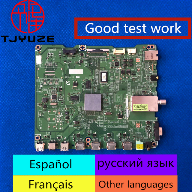 Iyi test UE46D5500RWXXH Samsung UA46D5500RM ana kurulu BN94 05262M 05282V 05069G 05268H UE46D5700RSXZF anakart 46D5500