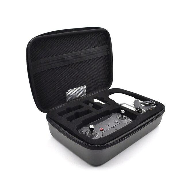 Portable Case for Mavic Mini Waterproof Carrying Case Protective Storage Bag Shockproof Travel Case for DJI Mavic Mini Drone 4