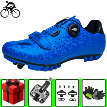 Self-locking Cycling Shoes men sapatilha ciclismo mtb outdoor Athletic professional quality bicycle shoes Mountain Bike shoe sidebike men women bicycle cycling shoes outdoor mtb racing athletic shoe breathable mountain bike self locking shoes red