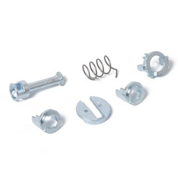 Front Left/Right Car Door Lock Cylinder Barrel Repair Kit for BMW X3 X5 E53 E83 Door Lock Cylinder Barrel Repair Kit