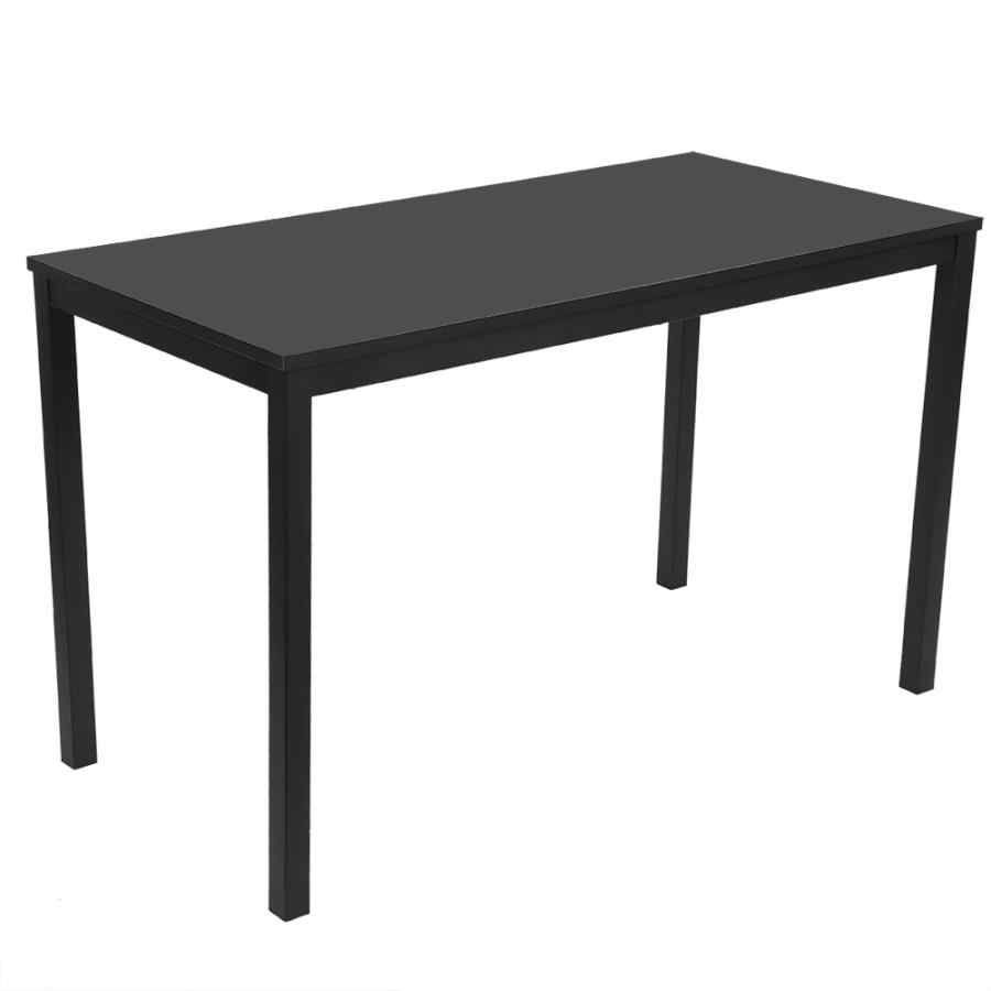 Escritorio para ordenador de oficina en casa escritorio para ordenador portátil mesa de estudio para estudiantes muebles de mesa de oficina en casa 120*60*75cm portátil soporte de mesa