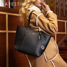 LAFESTIN 2019 new women bag over shoulder fashion large capa