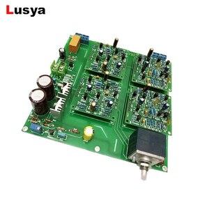 Усилитель-преусилитель SY99A класса A, одинарный Hi-Fi стерео усилитель, собранная плата beyond NAC 152 J2C MBL6010, Усилитель-преусилитель T0090