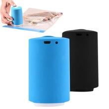 Мини USB Househoud уплотнитель зажим закуски автоматической сжатые вакуумные Насос свежий Еда стержень полосы Кухня инструмент с вакуумные пакеты