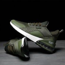 Air Cushion Men's Casual Shoes Men Trend Breathable Sneakers Luxury Light Air Lace Up Fashion Unisex Shoes For Lovers Size35-46 2016 plus size35 46 men