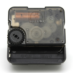 Suzuki Silent Clock Mechanism Movement Classic Clockwork Repair Parts DIY Home Accessories Japanese Quartz Clock Motor HS88