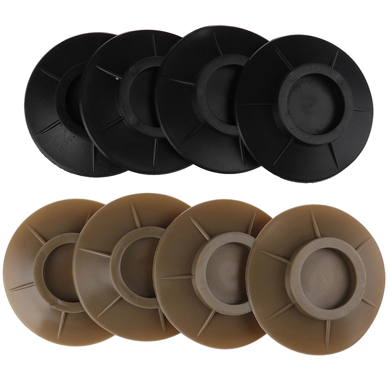 4Pcs Anti Vibration Rubber Feet Pads Washing Machine Non Slip Shock Proof Universal Floor Mat Elasticity Protectors Furniture