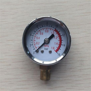 Floor Heating Manifold Main Valve Straight Filter Ball Valve Inside Outside Wire Floor Heating Accessories With Pressure Gauge floor heating combined with ventilation