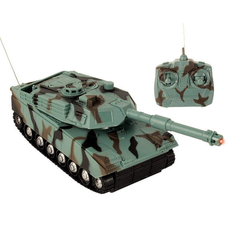 Best price 1:22 Rc Tank on the Radio Control Radio Controlled Tank Rc Tank military Toy Best Gift for Children