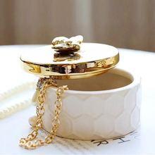 Ins Романтический пчела коробка ювелирных изделий керамический