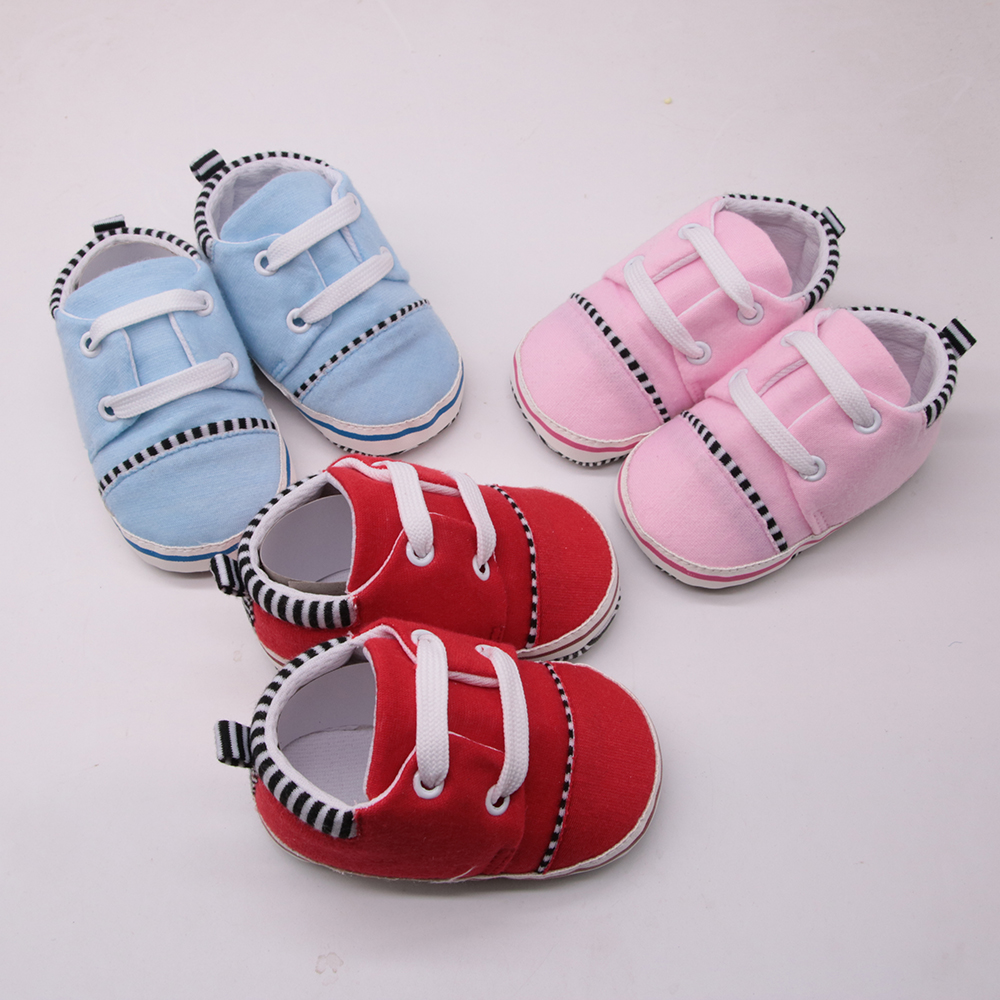 OEAK 2020 Fashion New Baby Shoes Infant Girls Shoes Toddler Shoes Boys Patchwork Unisex Newborn Baby Booties First Walkers