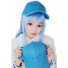 Brdwn That Time I Got Reincarnated as a Slime Womens Rimuru Tempest Cosplay Peaked Cap Baseball Sunhat