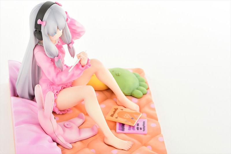 【手办】OrcaToys《工口漫画老师》和泉纱雾 于明年7月发售-萌宅之家