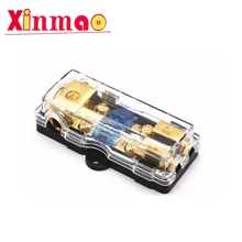 1PCS Car Audio Fuse Holder Power Distribution Block Electronic Parts