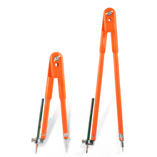 Carpenter Precision Pencil Compasses Large Diameter Adjustable Dividers Marking And Scribing Compass For Woodworking