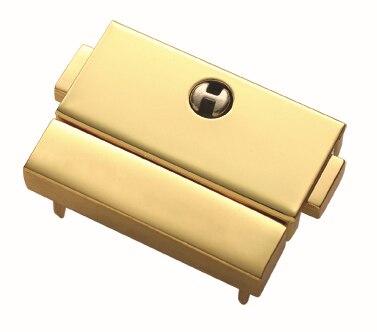 Gua Jin Small Double \Nedge Lock Buckle Bilateral Lock Small Tie Pi Suo Small Suppository \Nedge Lock Small Double \Nedge Lock J