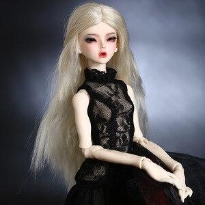 Image 5 - Freedomteller  1/4 Sybil BJD SD Doll 44cm Girl dollenchanted  Slender Body Free Eye Balls Fashion Shop Lillycat