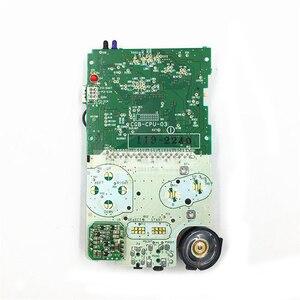 Image 2 - Запасная материнская плата, игровая консоль, ремонт, основная плата для Zend консоль gbc, детали материнской платы, основная плата (б/у)