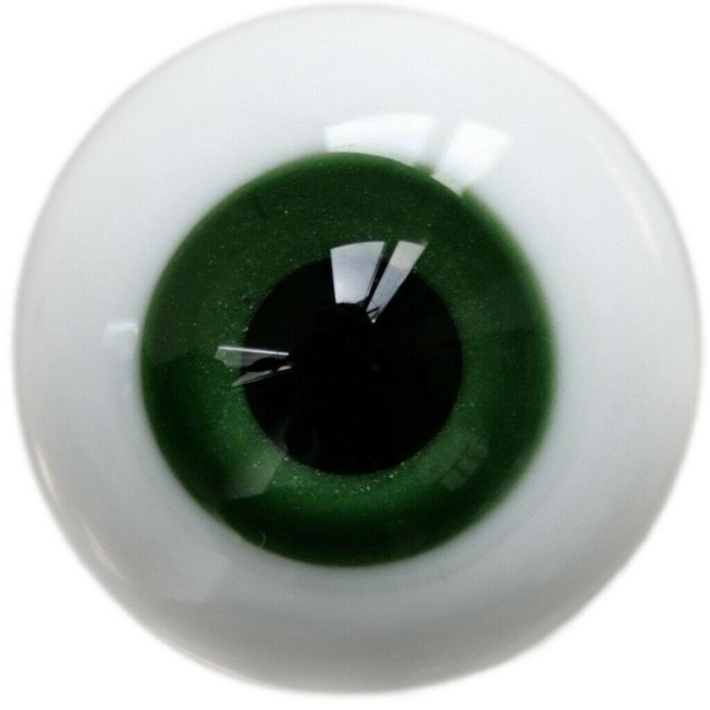20MM Red/&Orange Pupil Glass Eyes For DOD DZ AOD Volks Reborn Doll Luts Outfits
