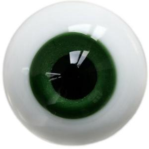 [wamami] 6mm 8mm 10mm 12mm 14mm 16mm 18mm 20mm 22mm Green Eyes Glass Eyes Outfit For BJD Doll Dollfie