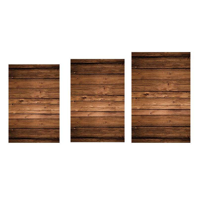Wooden Board Planks Texture Photography Background Studio Video Photo Backdrop Cloth Phone Photography Props For Food