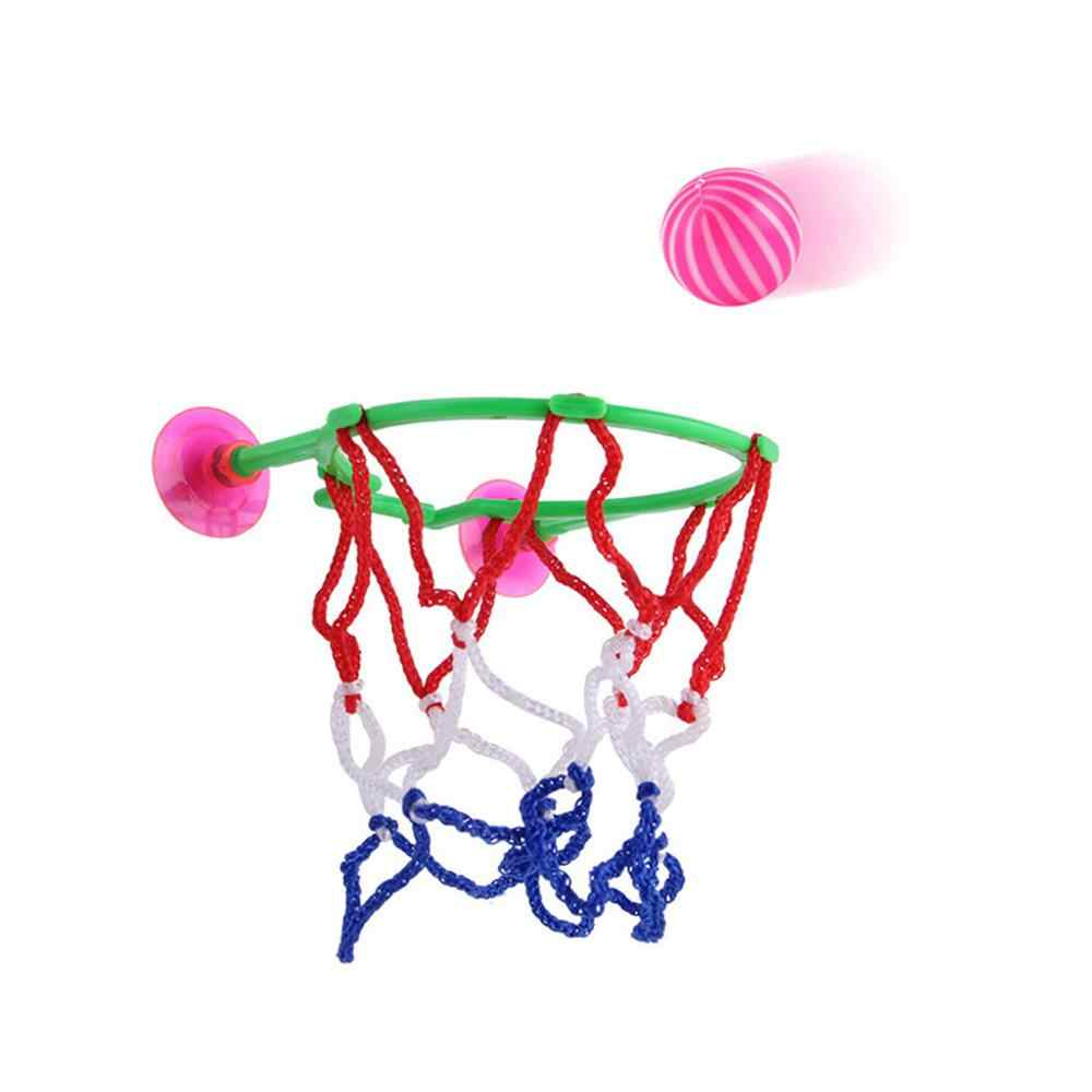Shoot cesta brinquedo de banho brinquedo mini brinquedo de basquete bathtime jogo chuveiro água jogo crianças brinquedo