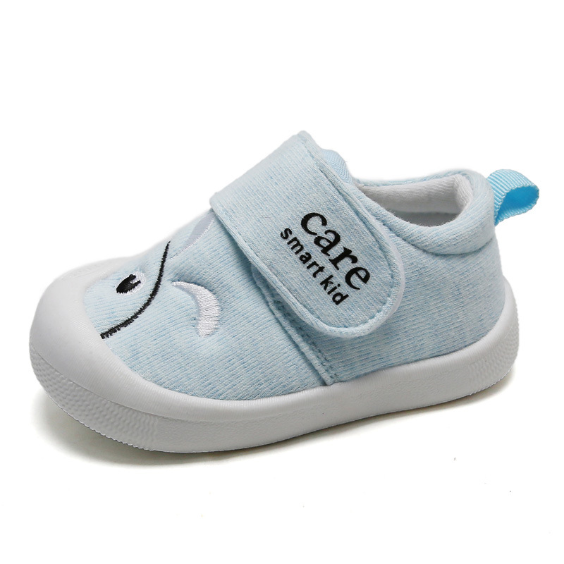 New Toddler Shoes Soft-Soled Cartoons Baby Boys & Girls Shoes Fashion Little Kids Sneakers Size 15-20