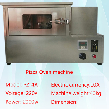 Hot Selling Cone Shaped Pizza Cone Machine Commercial Appliances Plus Rotating Pizza Oven Is Convenient And Fast 1
