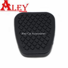Alta qualidade brandnew 46545-538-010 46545538010 freio de embreagem pedal almofada capa para honda jazz CR-V cidade apto crider giena nsx XR-V