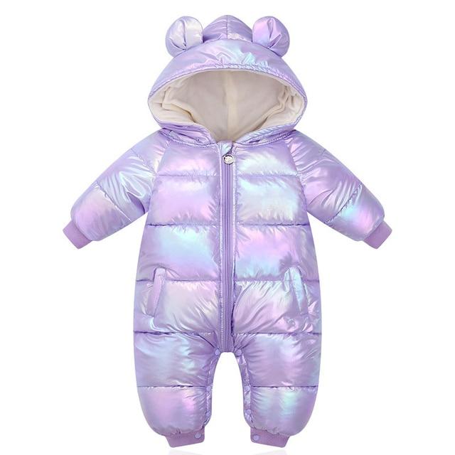 Baby Winter Coat Suit 1