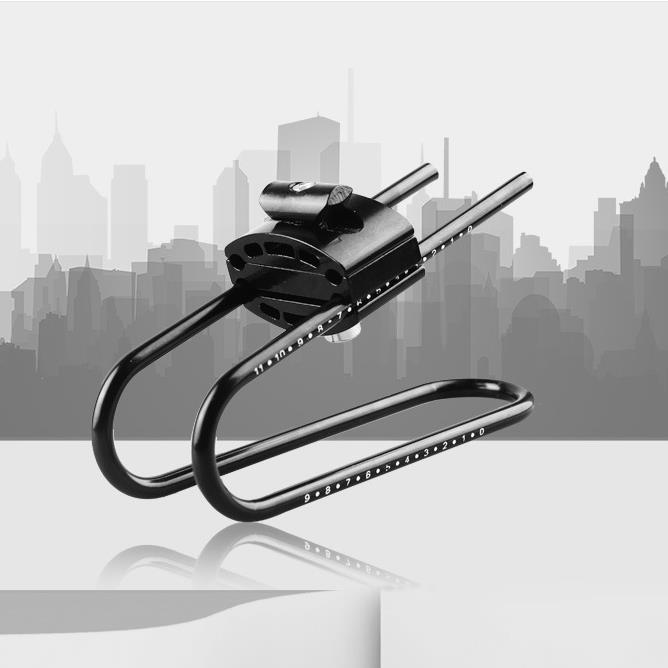 Bicycle Saddle Shock Absorber Alloy Spring Steel Suspension Device Road Bike Seat Shock Absorber Mountain Bike Accessories in Rear Shocks from Sports Entertainment