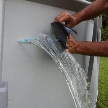 200cm wodoodporna naprawa gumy silikonowej silne samoprzylepne uszczelnienie samoprzylepna taśma ochronna do kuchni ogrodowej fajka wodna