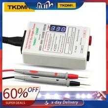 TKDMR GJ2C di Uscita 0 330V HA CONDOTTO LA lampada perline Retroilluminazione Tester Strumento di Smart Misura di Tensione per Tutto Il Formato TV LCD Don t smontare lo schermo