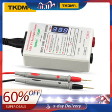 TKDMR GJ2C Đầu Ra 0 330 V đèn LED hạt Đèn Nền Tester Công Cụ Thông Minh Phù Hợp Với Điện Áp cho Tất Cả Các Kích Thước LCD TV Không t tháo rời màn hình