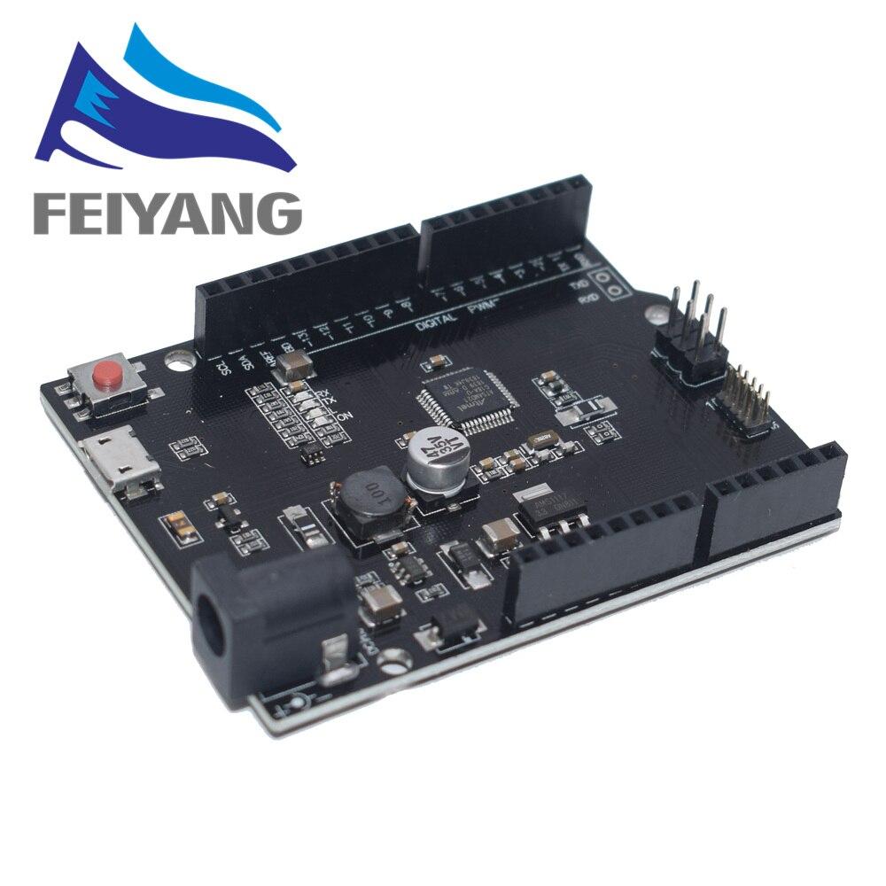 Для Wemos D1 USB SAMD21 M0. 32-битный сердечник ARM Cortex M0. Совместим с Arduino Zero, для Arduino M0. Форма R3