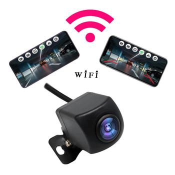 WiFi Wireless HD 1080P Rear View Camera Car Backup Camera 170 Wide View Angle IP67 Waterproof Reverse Auto Back Up Car Camera 1