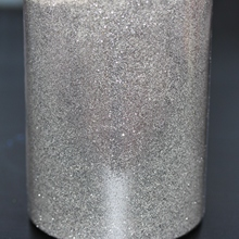 Косметический сорт Серебряный белый блеск пыль 008 Шестигранная блестка для красоты тела губная помада ногти смолы ремесло украшения