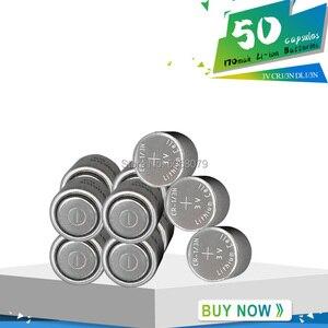 50 pilhas de bateria de lítio 3 v 170 mah dos pces 3 v CR-1/3n cr13n m6 m7 DL-1/3n cr1/3n botão alta-descarga bateria atual