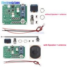 SI4732 All Band odbiornik radiowy sterowanie BFO FM AM (MW i SW) SSB (LSB i USB) filtr pasma Audio głośnik antena zestaw DIY