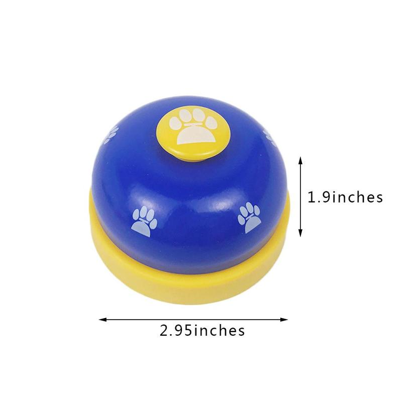 Pet Bell Supplies Trainer Bells Wholesale Training Dog Cat Training Dog Equipment Training High Dogs Toys Quality G4R3-5