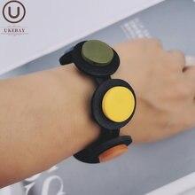 Новый браслет ukebay в стиле бохо женские многоцветные браслеты