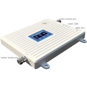 Image 3 - GSM אות מהדר נייד Tri מותג אות מאיץ 2G 3G 4G 900/1800/2100MHZ אות מגבר