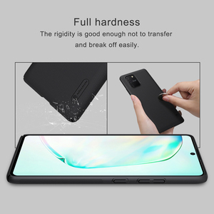 Image 3 - For Samsung Galaxy S10 Lite back cover case NILLKIN Super Matte Frosted Shield cover case For Samsung S10 Lite