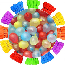 111Pcs Water Balloons for Boys Girls Adults Party Summer Beach Splash Outdoor Backyard Water Bomb Crazy Games Swimming Pool Toys