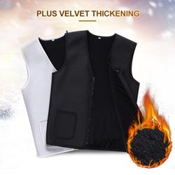 High Quality USB Electric Thermal Coat Winter Man Women Heated Vest Heating Cotton Down Jackets Outdoor Camping Skiing Heat Vest