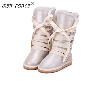 MBR FORCE Genuine leather Wate