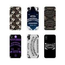 Accessories Phone Shell Covers Ouija Board For Huawei Nova 2 3 2i 3i Y6 Y7 Y9 Prime Pro GR3 GR5 2017 2018 2019 Y5II Y6II(China)