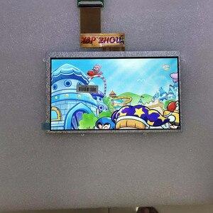 Darmowa wysyłka nowy Monitor LCD FPC3-WV70021AV0 H-B07021FPC-71 KR070PE7T dla Freelander PD10 PD20 3G dla GoClever Tab T76GPS TV LC
